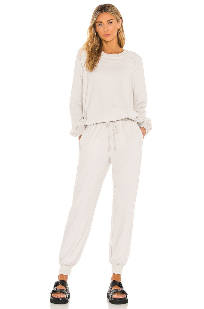 The Upside Marion Sweatpants - Pearl - SKULPT Dublin