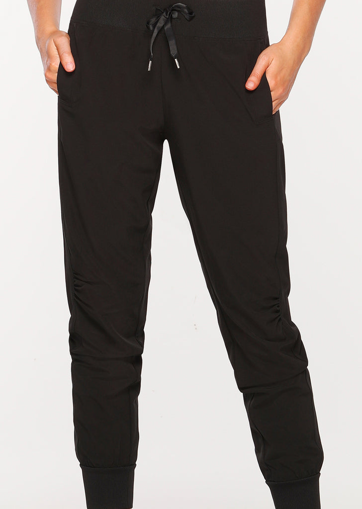 Lorna Jane Refresh Jogger - Black - SKULPT Dublin