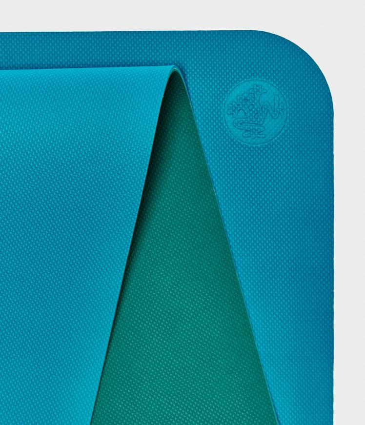 Manduka - The Begin Yoga Mat - Blue/Green - SKULPT Dublin