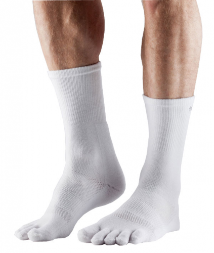 Socks - Five Toe Running or Walking Sock - No grip - SKULPT Dublin