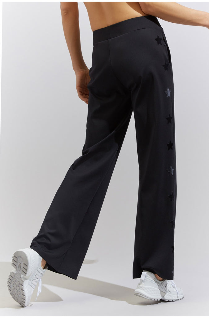 Ultracor High Rise Straight Leg Pants - Black - SKULPT Dublin