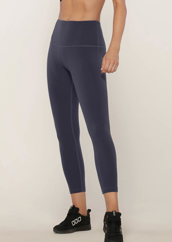 Lorna Jane - Effortless Ankle Biter Legging - Canyon - SKULPT Dublin