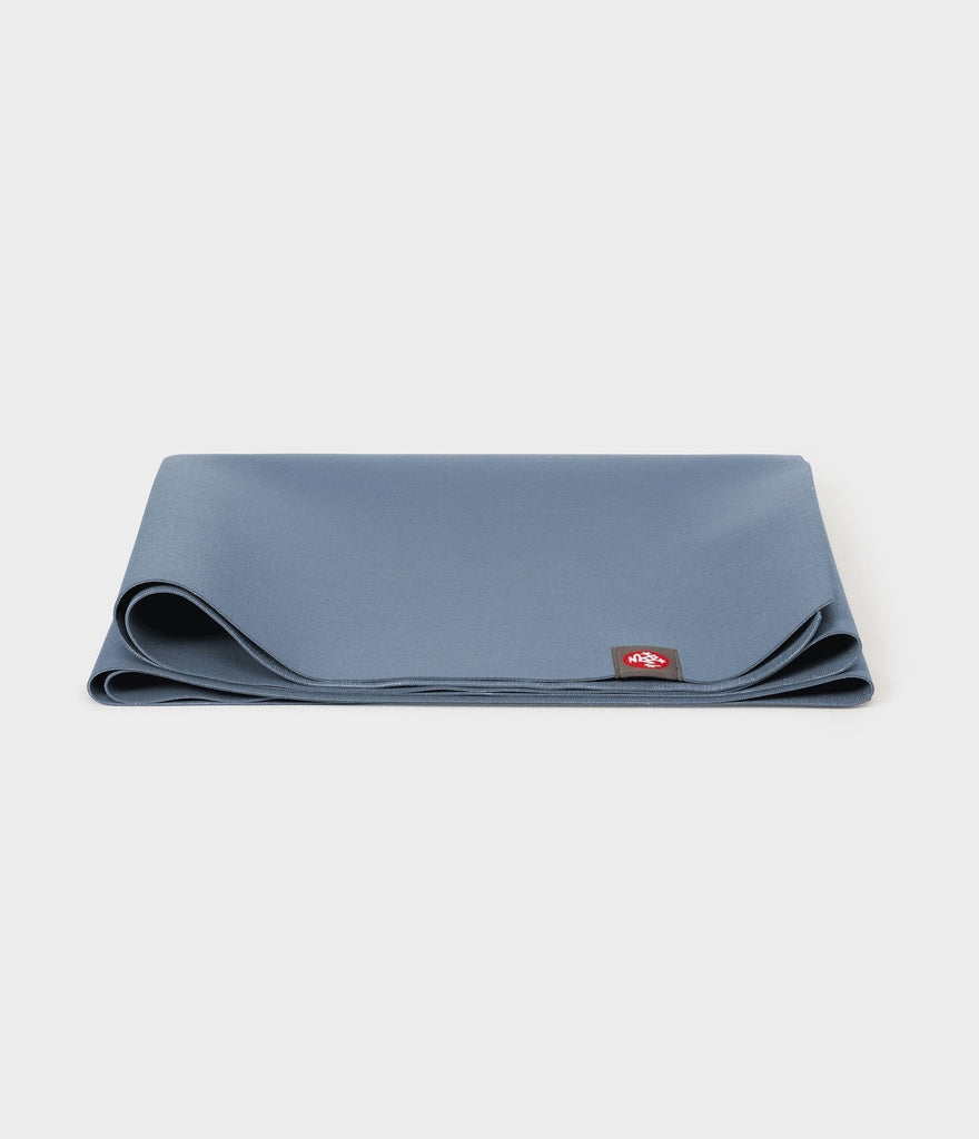 Manduka Eko Superlite Travel Mat - Pale Grey - SKULPT Dublin