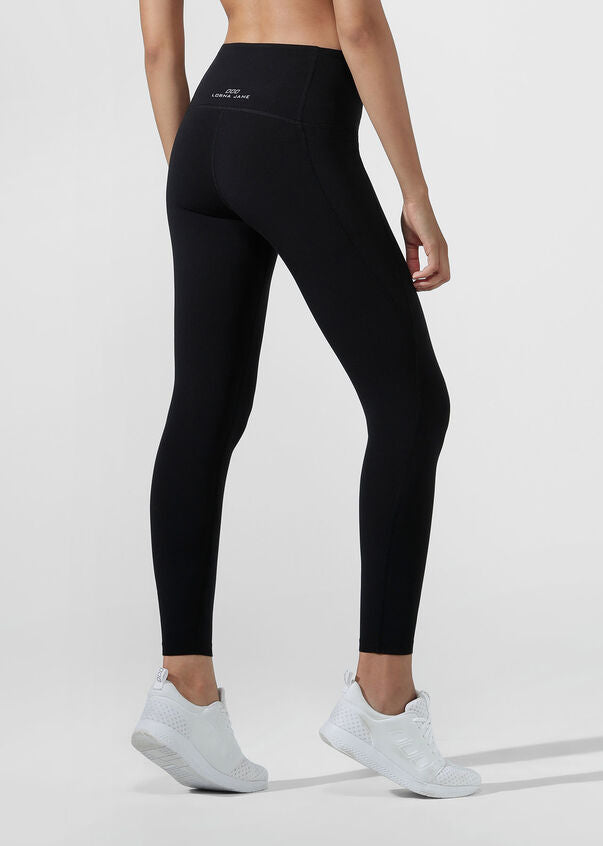 Lorna Jane - Everyday Full Length Legging 2 Pockets - Black - SKULPT Dublin
