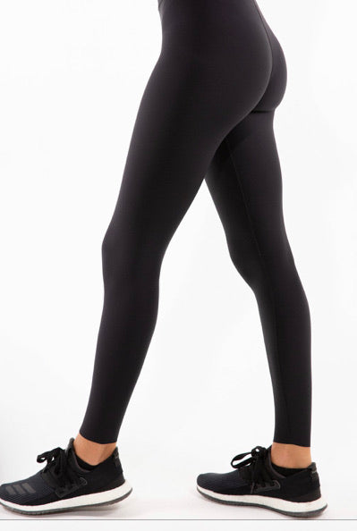 Ultracor Solid Plain Black - Ultra High Rise - SKULPT Dublin