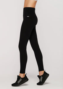 Lorna Jane - New Amy Full Length High Rise Legging - Black - SKULPT Dublin