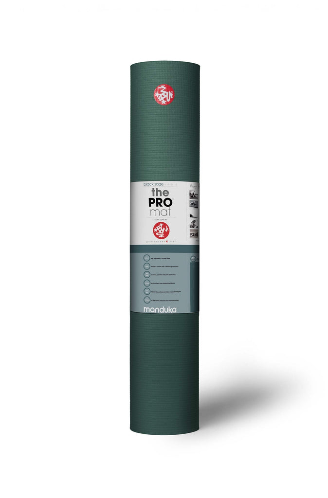 Manduka - The Pro Mat - Green - SKULPT Dublin