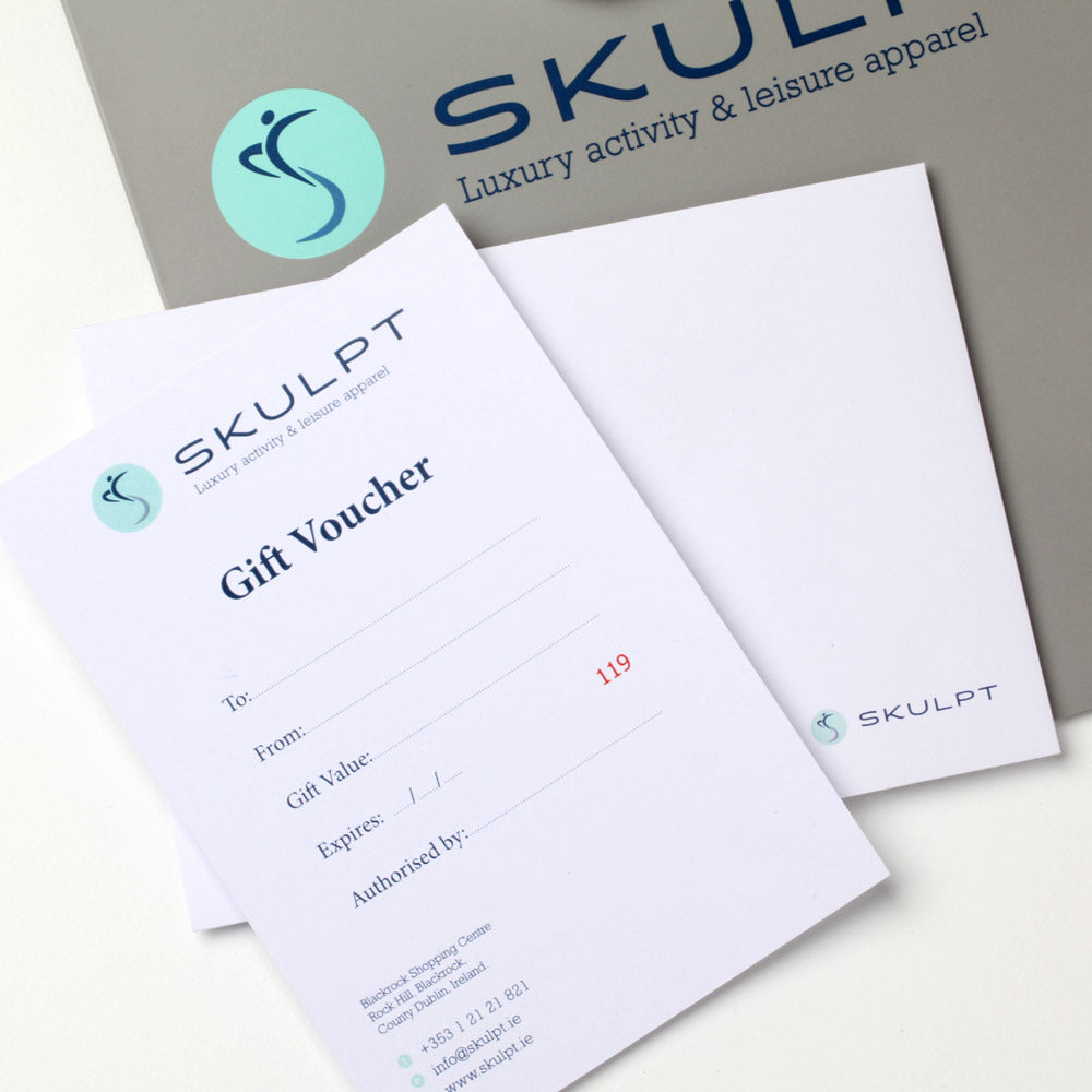 3ca41ed34bef In-Store Only Gift Card – SKULPT Dublin