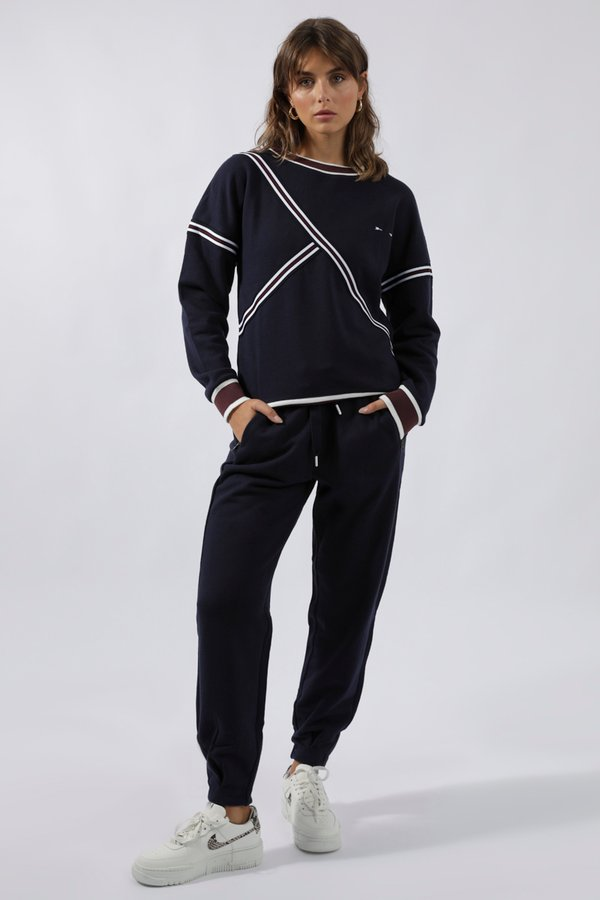 The Upside Bruna Trackpants - Navy - SKULPT Dublin
