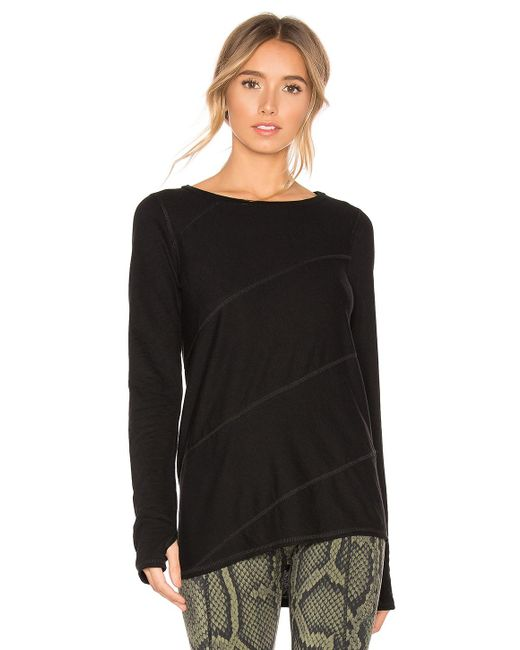Vimmia Long Sleeved Top - Black - SKULPT Dublin