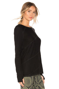 Vimmia Long Sleeved Top - Black