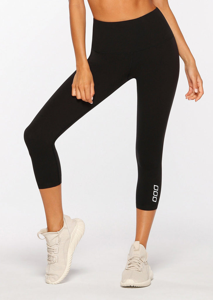 Lorna Jane - OMG 7/8 Leggings - Black - SKULPT Dublin