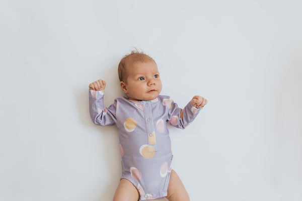 Lunar Long Sleeved Bodysuit