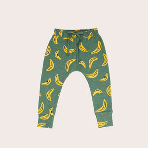 Going Bananas Slim Fit Harem Pants