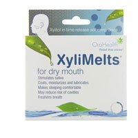 Xylimelts For Dry Mouth, 60 domes ( Multi-Pack)