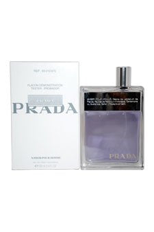 Prada Amber Pour Homme by Prada for Men - 3.4 oz EDT Spray (Tester)