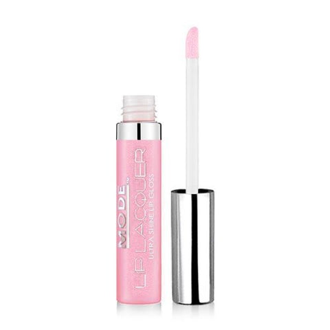 MODE Lip Lacquer IT'S A SIN (Cotton Candy Pink Frost) Ultra Shine Lip Gloss/Creamy Nourishing Potent Color/Long Lasting/Hydrating/Moisturizing Sweet Almond/Non-Tacky Natural Formula/Cruelty Free/USA