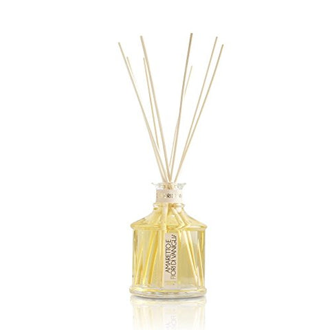 Erbario Toscana 250ml Luxury Home Fragrance Diffuser AMARETTO & VANILLA FLOWERS