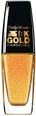 Sally Hansen 18K Gold Hardener 0.33 Ounce (10ml)