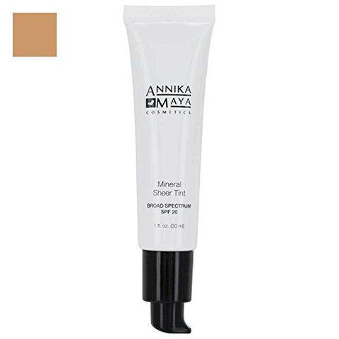 Annika Maya Mineral Sheer Tint - Medium 02