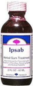 IPSAB Herbal Gum Treatment 4 Oz ( For Vibrantly Healthy Gums ) - Heritage Products ( Fast Shipping )