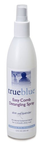 TrueBlue Easy Comb Detangling Spray 12 Ounce