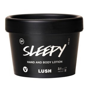 Lush Sleepy Hand And Body Lotion 3.1oz