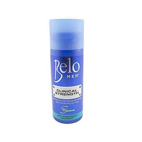 Belo Men Clinical Strength Anti-Perspirant Deodorant Roll-On 25ml
