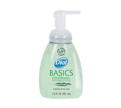 Dial. Professional 06042 Basics Foaming Hand Soap, 7.5oz. - Honeysuckle