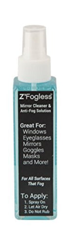 Zadro Z'Fogless Fog Free Spray Solution
