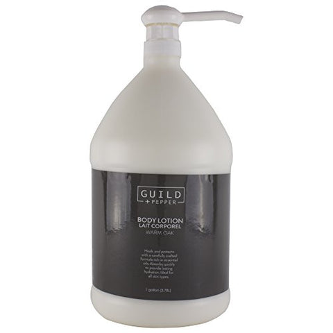 Guild+Pepper Body Lotion, Gallon