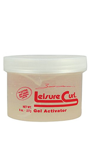 Leisure Curl Gel Activator - Extra Dry 8 oz