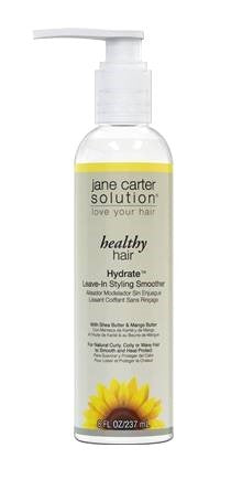 Jane Carter Solution healthy hair Hydrate Leave-in Styling Smoother