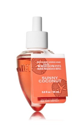Bath & Body Works Wallflowers Fragrance Refill Bulb Sunny Coconut