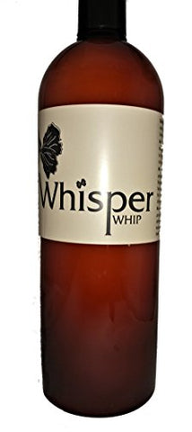 Whisper Whip-Leave in, Co-Wash Moisturizer & Detangler, and Deep Conditioner, Sulfate Free, 100% Keratin Based, helps to repair dry and heat damaged hair. For all hair types 32 oz. bonus size