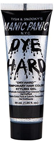 Stiletto Silver Dye Hard Manic Panic Styling Gel 1.66 oz.