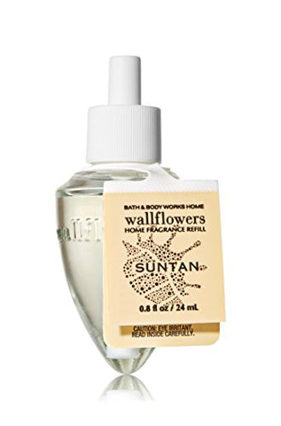 Bath & Body Works Wallflowers Fragrance Refill Bulb Suntan
