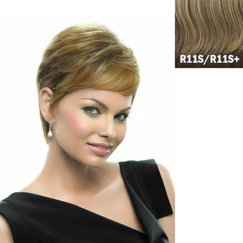 Feather Cut Wig by Hairdo - R11S+ Glazed Mocha