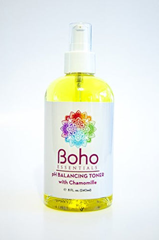 #1 Best Natural Chamomile - pH Balancing Toner (8oz)