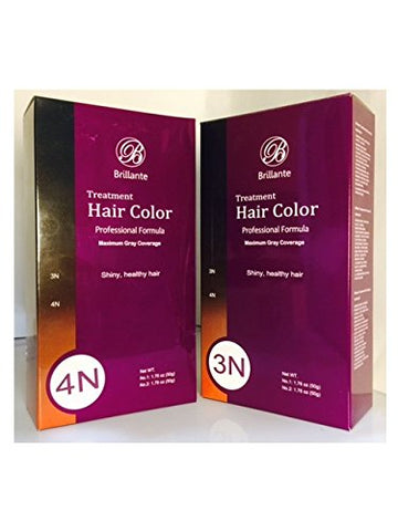 Brilliant Treatment Hair Color (3N Black)