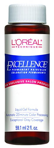 L'Oreal Excellence Hair Color -#5.10 - Medium Ash Brown 2 oz.