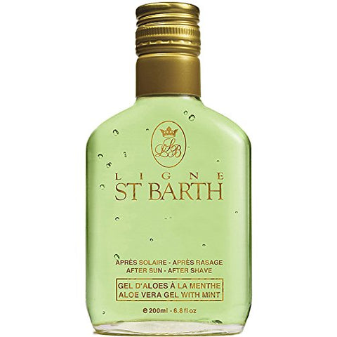 Aloe Vera Gel with Mint 6.8 oz by Ligne St. Barth