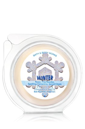 Bath & Body Works Wax Home Fragrance Melt Winter