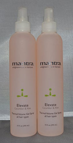 Mantra Elevate Thermal Volume Gel Spray 8 oz
