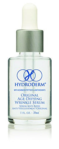 Hydroderm-Original Age-Defying Wrinkle Serum-Paraban Free - Collagen Rich Opalescent Serum - Diminish the Appearance of Wrinkles and Fine Line