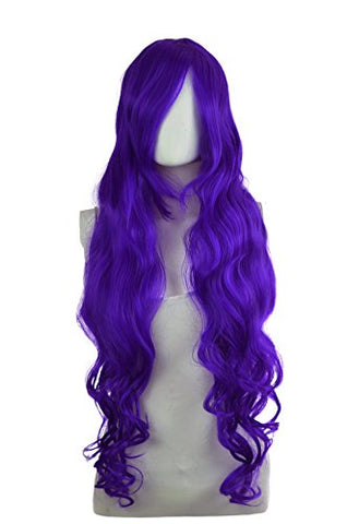 Epic Cosplay Hera Lux Purple Curly Wig 38 Inches(25LUX)