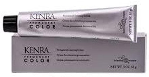 Kenra Permanent Color 4A Medium Brown - Ash