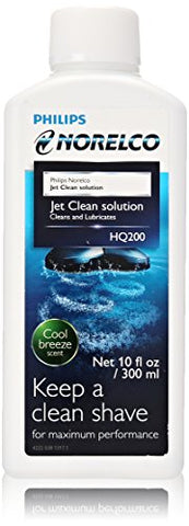 Philips Norelco HQ200 Jet Clean Solution Net 10 fl oz / 300 ml