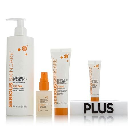 Serious Skincare SERIOUS-C3 PLASMA Trio Plus C Eye FRESH & FACTORY SEALED
