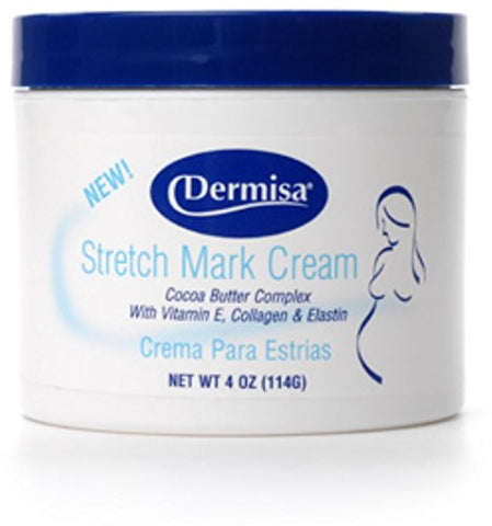 Dermisa Stretch Mark Cream 4 oz